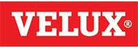 Velux logo prostokÄ…t.